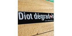 DIOT DEGRADABLE