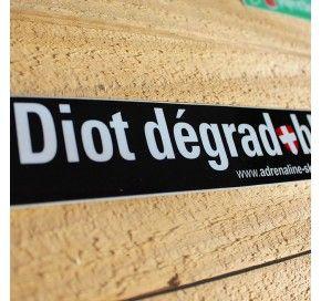 DIOT DEGRADABLE