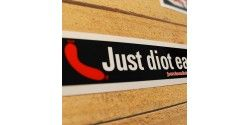 JUST DIOT EAT