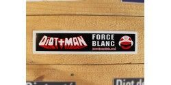DIOT MAN FORCE BLANC