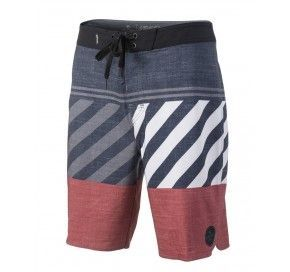 "RIP CURL Mirage Division 20"""" Boardshort red"