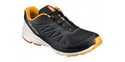 SALOMON Shoes SENSE MARIN BLACK/White/Bright Mar
