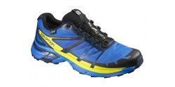 SALOMON Shoes WINGS PRO 2 GTX® BL/GECKO GREE/BL