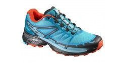SALOMON Shoes WINGS PRO 2 W Blue Jay/Fog Blue/La