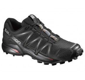 SALOMON Shoes SPEEDCROSS 4 BK/BK/BLACK