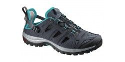 SALOMON Shoes ELLIPSE CABRIO Bl/Slateblue/Teal