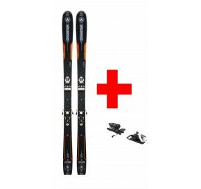 DYNASTAR LEGEND X84 + NX 12 DUAL WTR B90 BLACK/WHITE